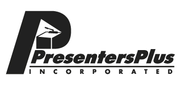 PresentersPlus was the original name for what is now known as Contagious Companies, Inc.