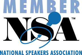 Monica Wofford has been an active member of the National Speakers Association since 2004.