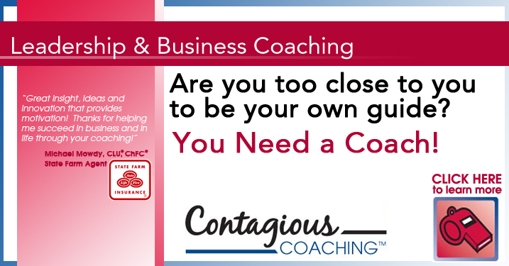 Contagious Companies develops results oriented leaders through training, coaching and consulting services.