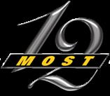 12MOST.com logo