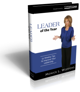 Leader of the Year by Monica Wofford