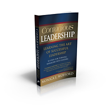 Contagious Leadership by Monica Wofford