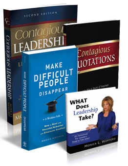 Contagious Books Package