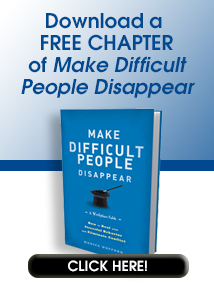 Download a Chapter of Make Difficult People Disappear