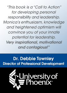 Testimonial from Dr. Debbie Townley at University of Phoenix
