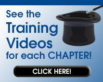 See the Training Videos