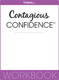 Contagious Confidence™ Workbook Cover
